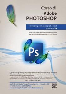 Corso Base di Photoshop CS6 Lecce.