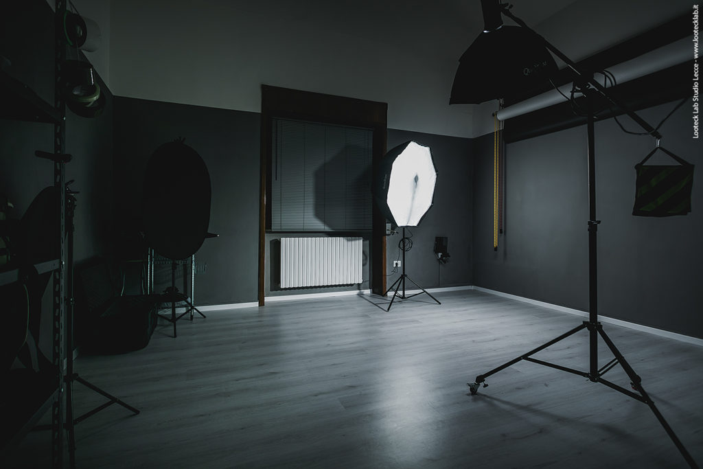 Noleggio sala posa fotografica looteck lab studio fotografico